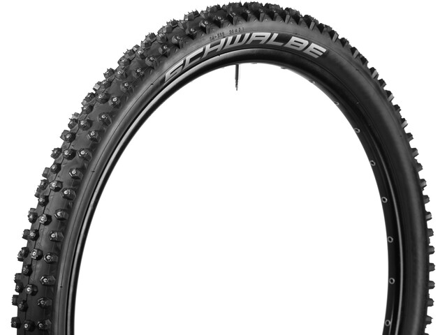 SCHWALBE Ice Spiker Pro Tyre Performance, 26 x 2.10, Winter, wire bead